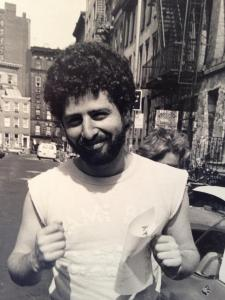 Since we're in 70s nostalgia mode - here's me in my Serpico days