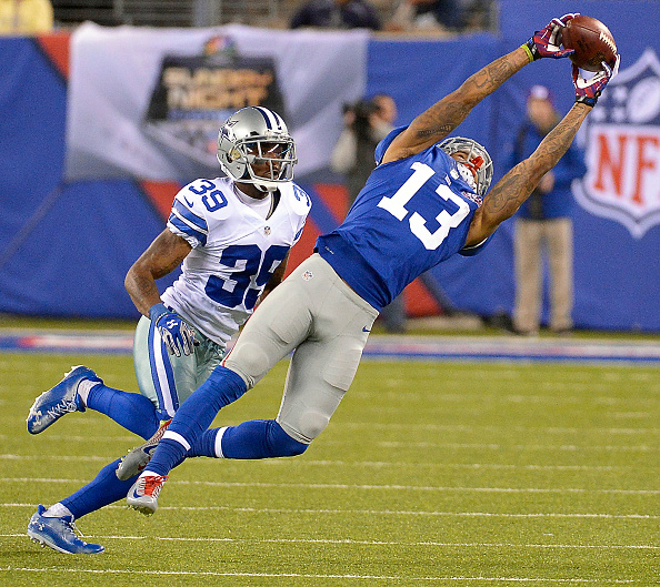 Dallas Cowboys at New York Giants